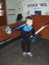 Kinder- und Jugendtraining 2016