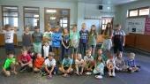 Training mit der NMS Hausmannstätten_03.07.2017