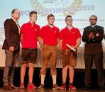 Sportlerehrung des Landesverbandes Steiermark für Eis- und Stocksport 2019
