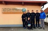 Training in Traboch und Besuch der Fa. Zöhrer